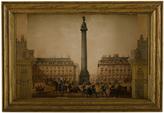 Rejuvenation Petite Diorama of Napoleon III c1885