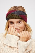 Free People Coco Braided Knit Headband