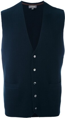 N.Peal 'The Chelsea Milano' waistcoat