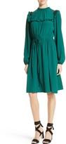 N°21 Women's N?21 Crystal Embellished Ruffle Dress