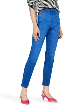 Find. Women's Mom High Waist Cropped Jeans