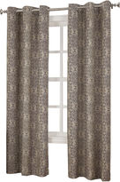 Sun Zero Sun ZeroTM Alessia Thermal Lined Grommet-Top Curtain Panel