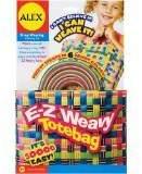 Alex E-Z Weavy Totebag Kit by