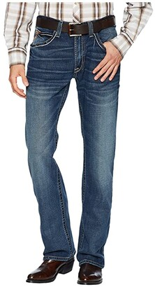 Ariat M4 Low Rise Bootcut Jeans in Silverton (Silverton) Men's Jeans