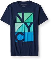 Geometric NYC Graphic T