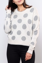 Only Polka Dot Pullover Top