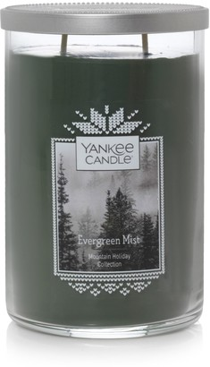 Yankee Candle Evergreen Mist 22-oz. Large 2-Wick Tumbler Candle