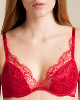 Fleur of England Amour Padded Plunge Bra