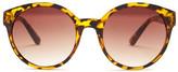 Steve Madden Women&s Mod Round Sunglasses