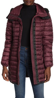 Andrew Marc Quilted Packable Puffer Coat