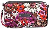 Vera Bradley Rosewood All-In-One Crossbody