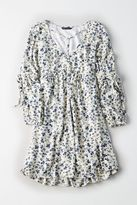 American Eagle Outfitters AE Tie-Sleeve Shift Dress