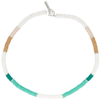 Isabel Marant Multicolor Beaded Choker