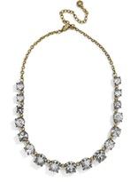 BaubleBar Camryn Glass Statement Necklace