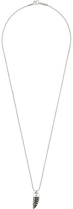 Isabel Marant Sautoir B necklace