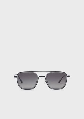 Giorgio Armani Square Sunglasses