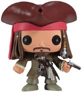 Unknown Funko Pop Disney Series 4 Jack Sparrow Vinyl Action Figure Collectible Toy 3.75""