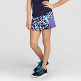 Champion Girls' Multi Color Printed Skort