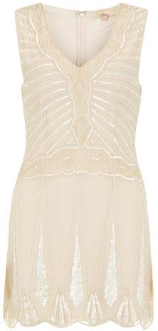 Dorothy Perkins Stone sequin embellished dress