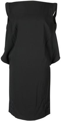 Antonio Berardi Black Silk Dress for Women