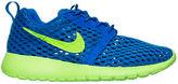 Nike Boys' Grade School Roshe One Flight Weight Breathe Casual Shoes