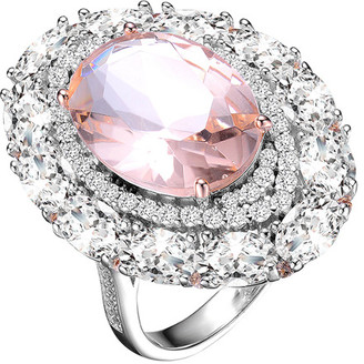 Genevive Silver Ring