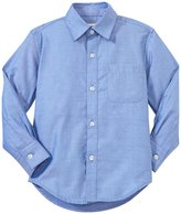 Appaman Standard Shirt (Toddler/Kid) - True Blue - 4T