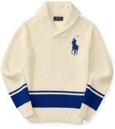Ralph Lauren Shawl Collar Pullover, Big Boys (8-20)