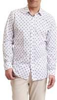 Robert Graham Board Regular Fit Print Sport Shirt