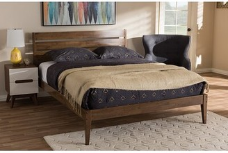 Latitude Run Northcutt Solid Wood Platform Bed Size: Queen