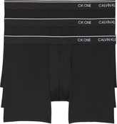 Calvin Klein ONE 3-Pack Micro Boxer Briefs