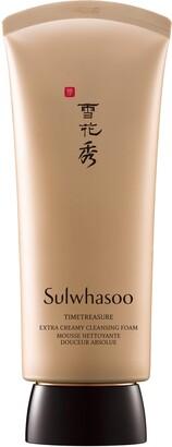 Sulwhasoo Timetreasure Extra Creamy Cleansing Foam