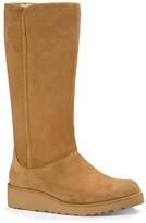 UGG Kara Slim Tall Demi Wedge Boots