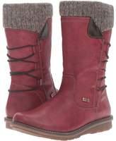 Rieker R1094 Women's Zip Boots