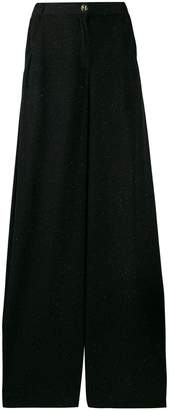 Just Cavalli high-rise wide-leg trousers