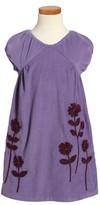 Tea Collection Toddler Girl's Cullodena Corduroy Dress