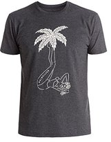 Quiksilver Men's Wet Palms T-Shirt