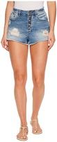 Roxy Across The Sun High Waisted Denim Short Women's Shorts