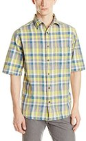 Woolrich Men's Red Creek Short Sleeve Shirt