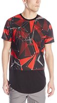 Akademiks Men's Windsor Longline T-Shirt
