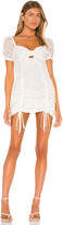 KENDALL + KYLIE Travel Front Tie Dress