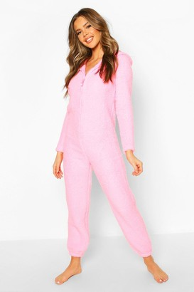 boohoo Super Soft Fleece Onesie