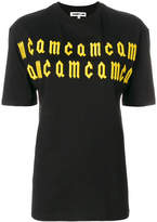 McQ embroidered T-shirt