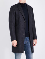 Paul Smith Mens Burg Checked Modern Jacket