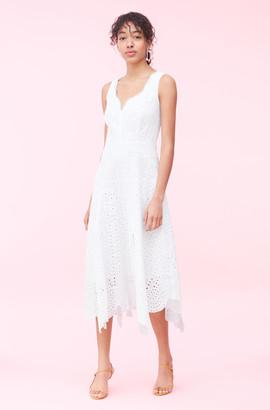 Rebecca Taylor Papillon Eyelet Dress