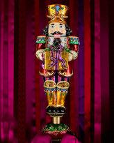 Jay Strongwater Tall Nutcracker Figurine