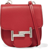 Tod's Nano Leather Necklace Bag - Red