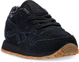 Reebok Toddler Boys' Classic Leather TDC Casual Sneakers from Finish Line