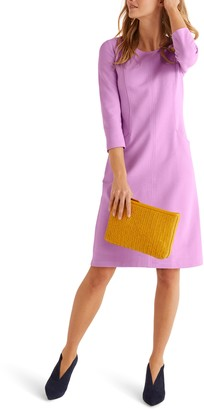 Boden Ellen Ottoman Knit Dress