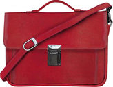 Scully Travel Tote Italian Leather 739A